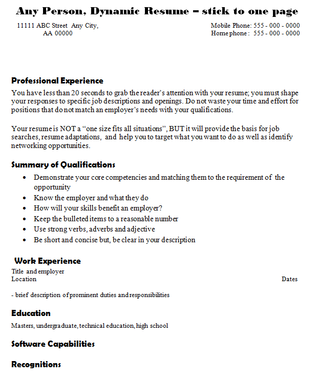 technical writing resume technical writing resume keywords